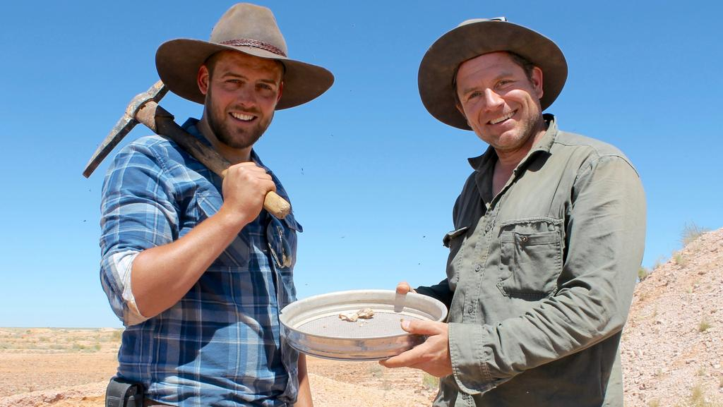 Outback Opal Hunters: Friends strike it lucky in Disney Channel TV