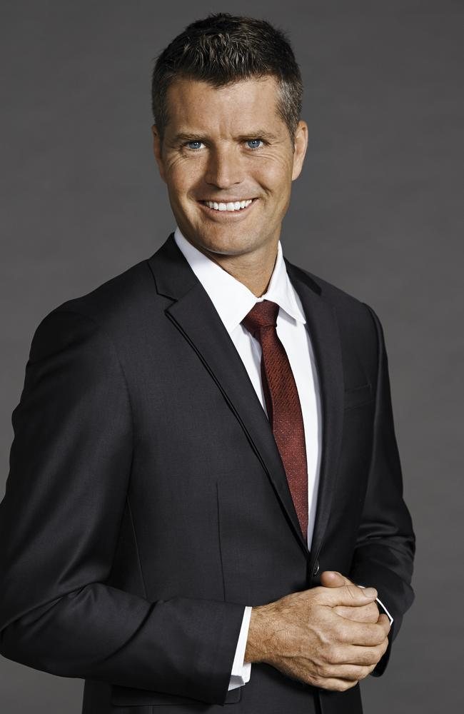 Paleo man ... Pete Evans says his strict diet doesn't interfere with him tasting the contestants' food.