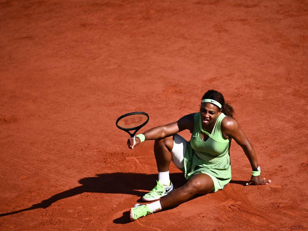 Williams is still waiting for her 24th major singles title.