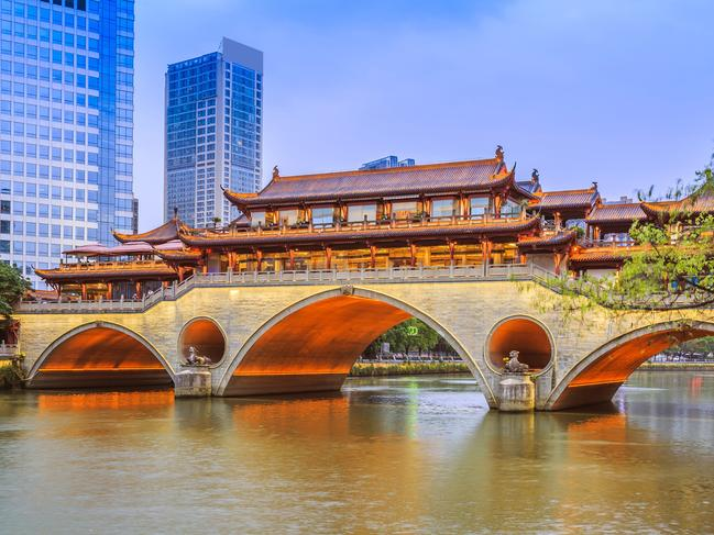 CHINA 13-DAY PACKAGE, $1599 Get off the beaten track in China with a 13-day tour from $1599 a person including return flights – a saving of 46 per cent. See the Zhangjiajie Mountains which inspired the film Avatar, admire the 71m Leshan Giant Buddha, ride the world's highest outdoor elevator, cruise along the Yangtze River from Yichang to Chongqing over four nights and more. Price includes four-star hotel stay and 17 meals. Travel on select dates in 2020. tripadeal.com.au