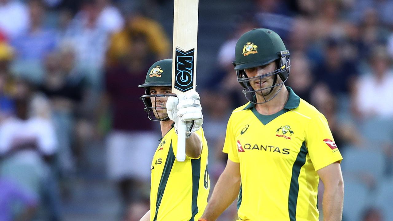 Travis Head and Mitch Marsh will lead Aussie A to India.
