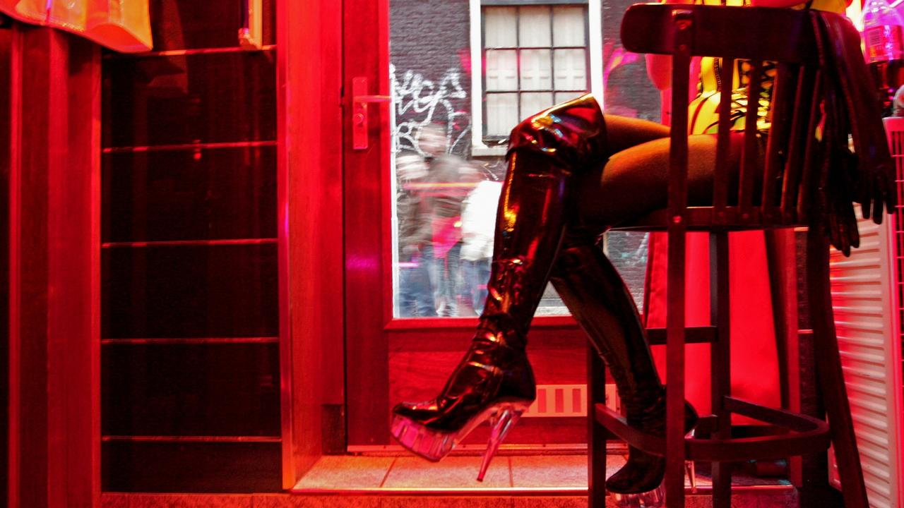 Amsterdam's red light district could be moved to the outskirts of town. Picture: Anoek de Groot/AFP