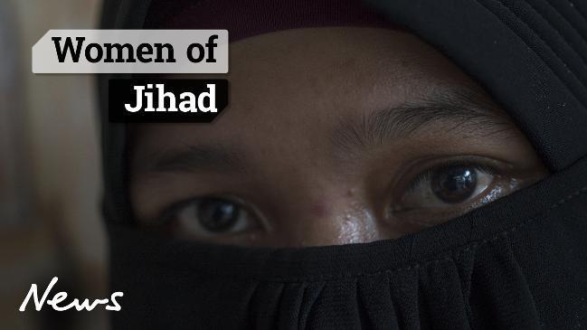 Women Of Jihad