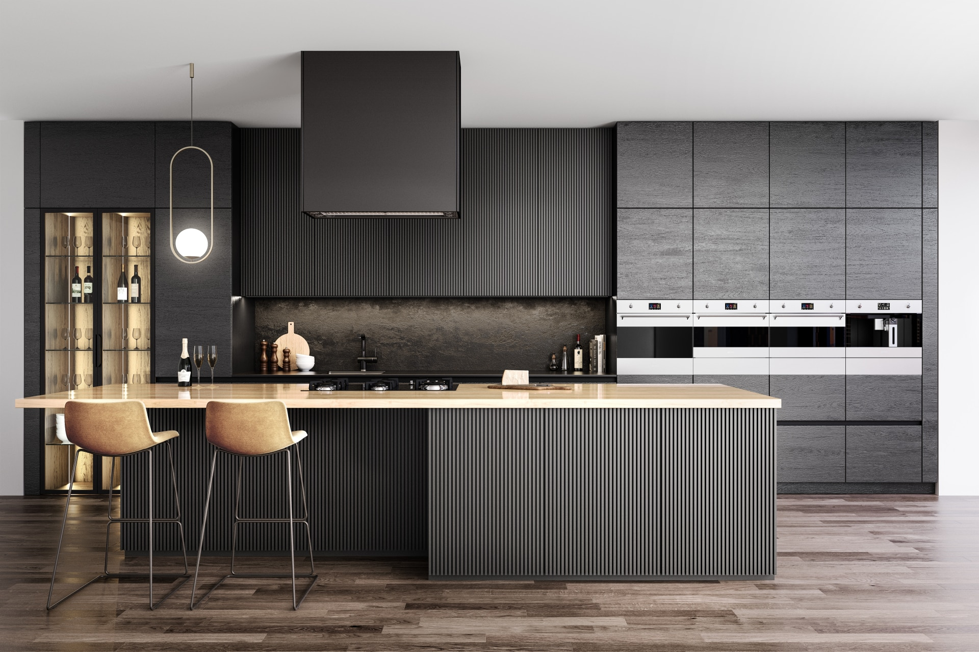 This Classic Kitchen Design Is Currently Making A Big Comeback Vogue Australia