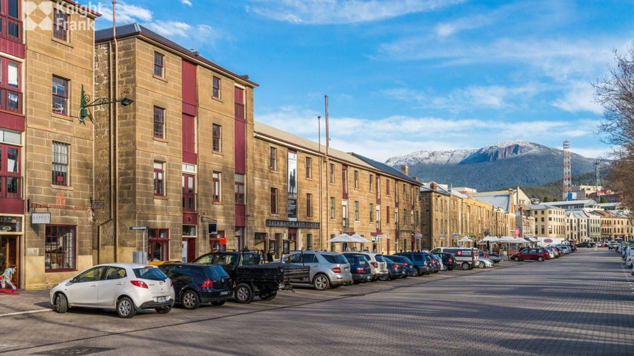 The total value of residential real estate in the whole of Greater Hobart is worth $62.3 billion. Picture: Supplied