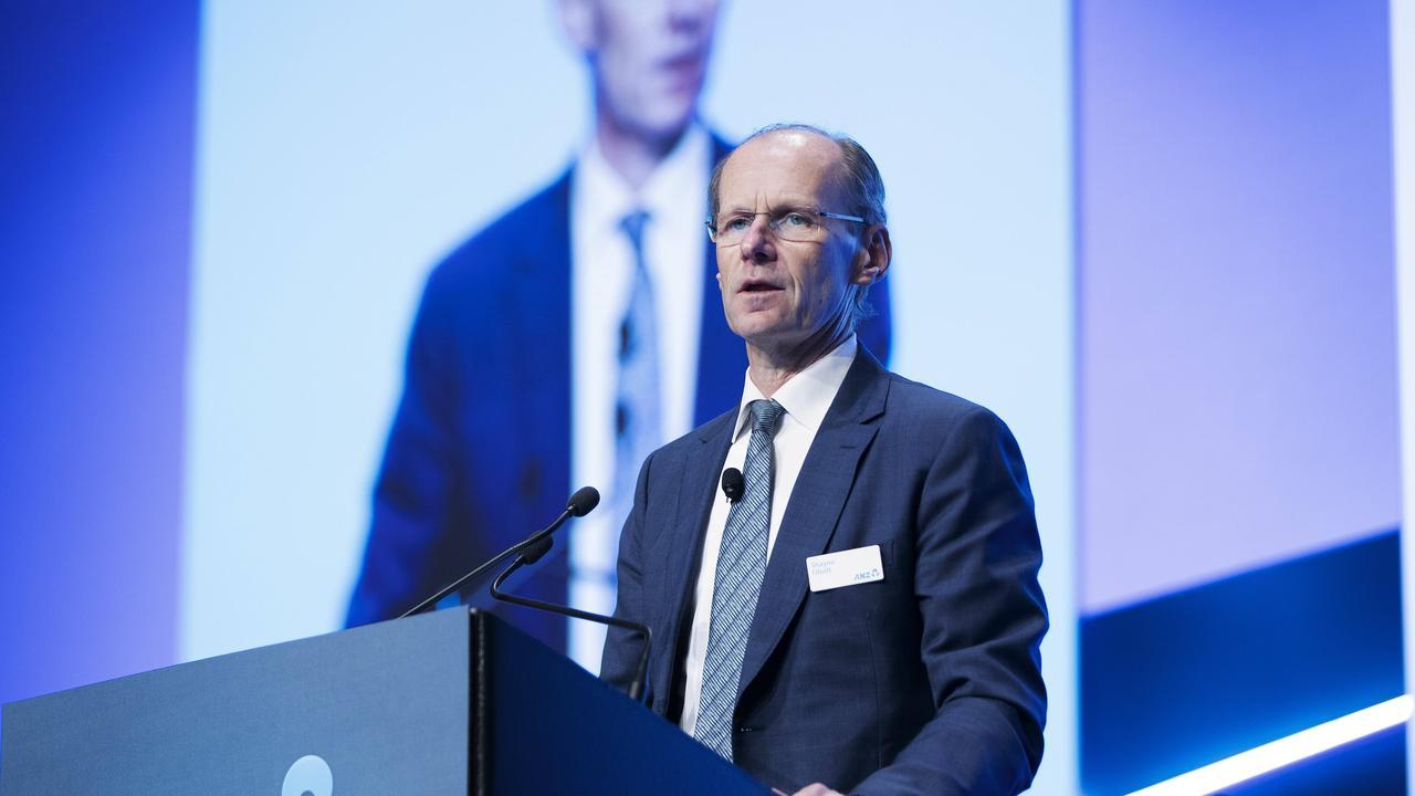ANZ chief executive Shayne Elliott has reaffirmed the bank's simplification strategy. Picture: Attila Csaszar/ AAP