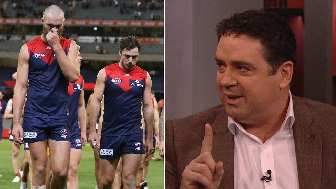 AFL 2019: Melbourne great Garry Lyon labels Demons' 2018 season an aberration