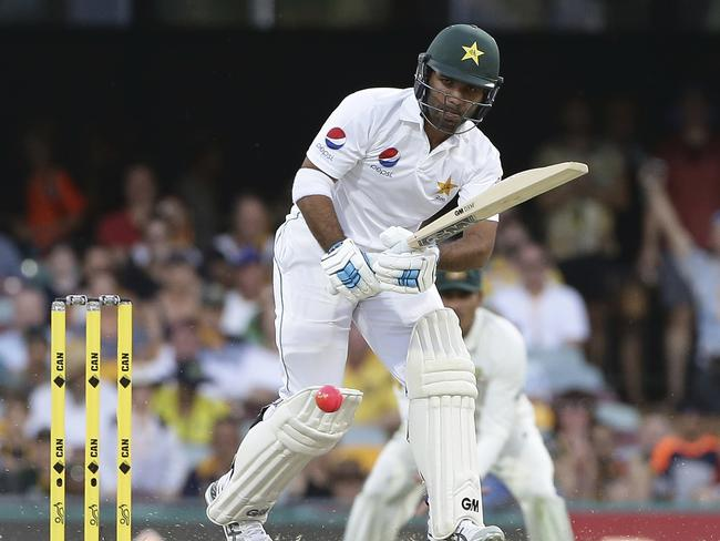 Sami Aslam says Pakistan's confidence is sky high.