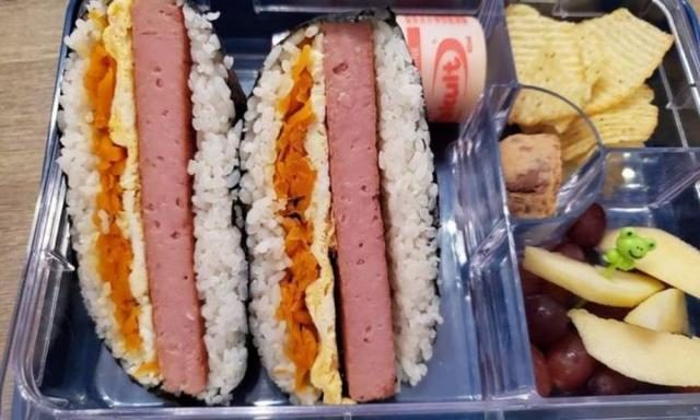 Sydney mum attracts controversy for packing Spam in child's lunchbox