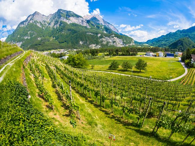 TO-DO LIST Walk the scenic 75km Liechtenstein Trail. Created as part of the celebrations marking 300 years since the country became a sovereign nation, this hiking path twists through all 11 of its municipalities.