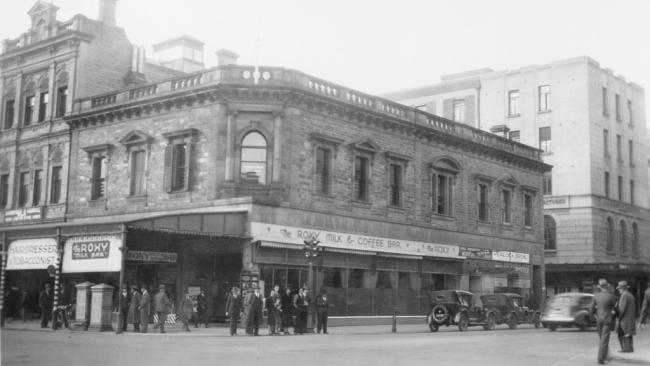 Once upon a time, milk bars adorned every other street corner. Source: State Library of SA