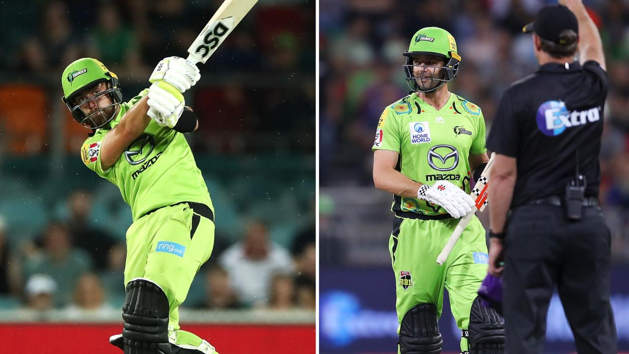 The best moments from Sydney Thunder vs Melbourne Renegades.
