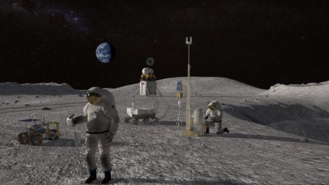 NASA has some interesting plans for moon bases