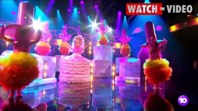 Join Jackie 'O' Henderson, David 'Hughesy' Hughes, Dannii Minogue and Urzila Carlson for the return of The Masked Singer.