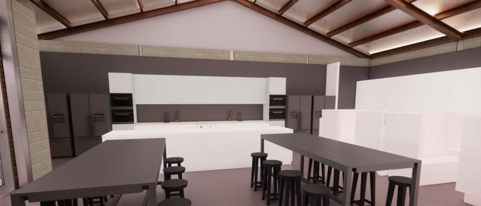 THE NETWORK: There are big plans proposed for former Avoca Aldi site on Bolewski St, Avoca, Bundaberg. Designs: Contributed.