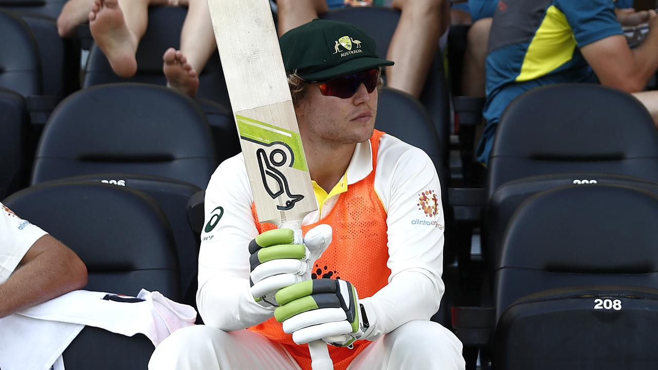 Justin Langer has explained Australia's controversial decision to leave young gun Will Pucovski out from the Gabba Test.