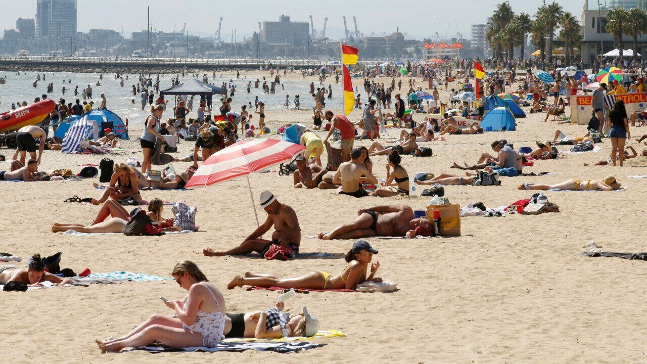 Heatwave conditions spike on Monday