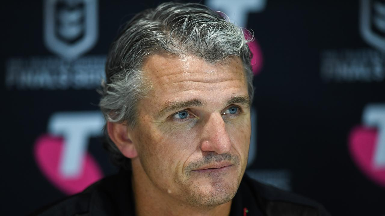 Penrith coach Ivan Cleary. NRL Imagery