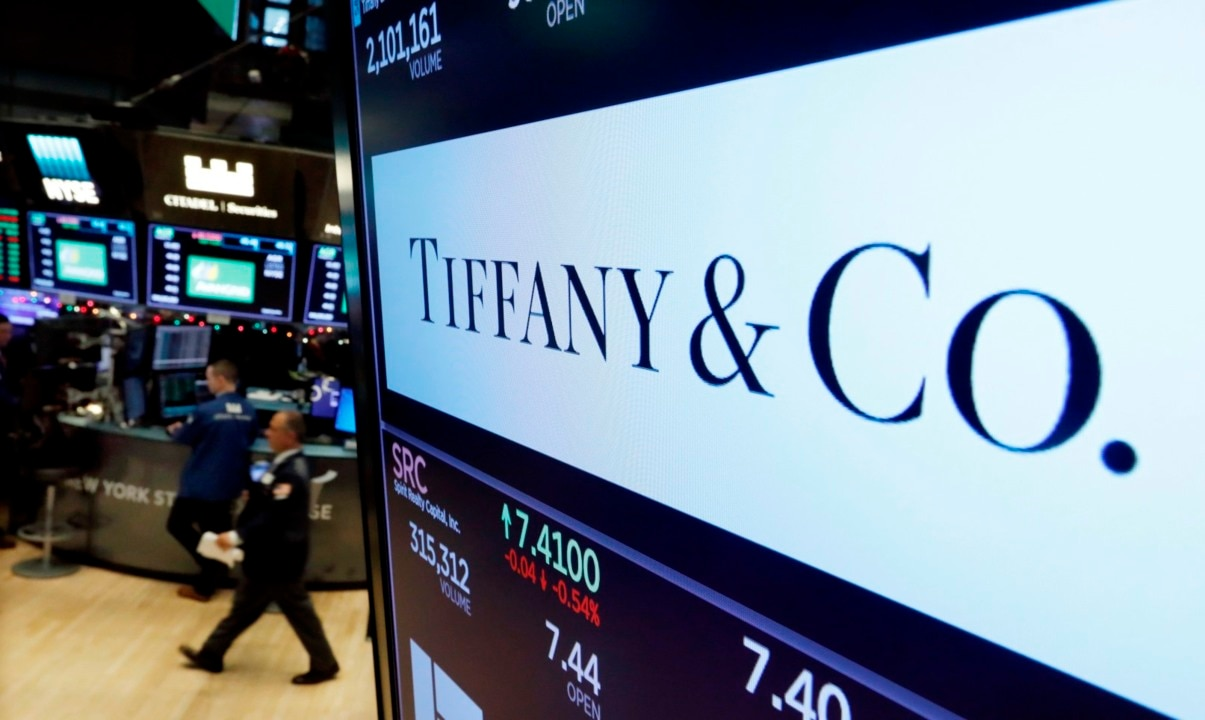 Louis Vuitton owner to buy Tiffany & Co in $24b deal