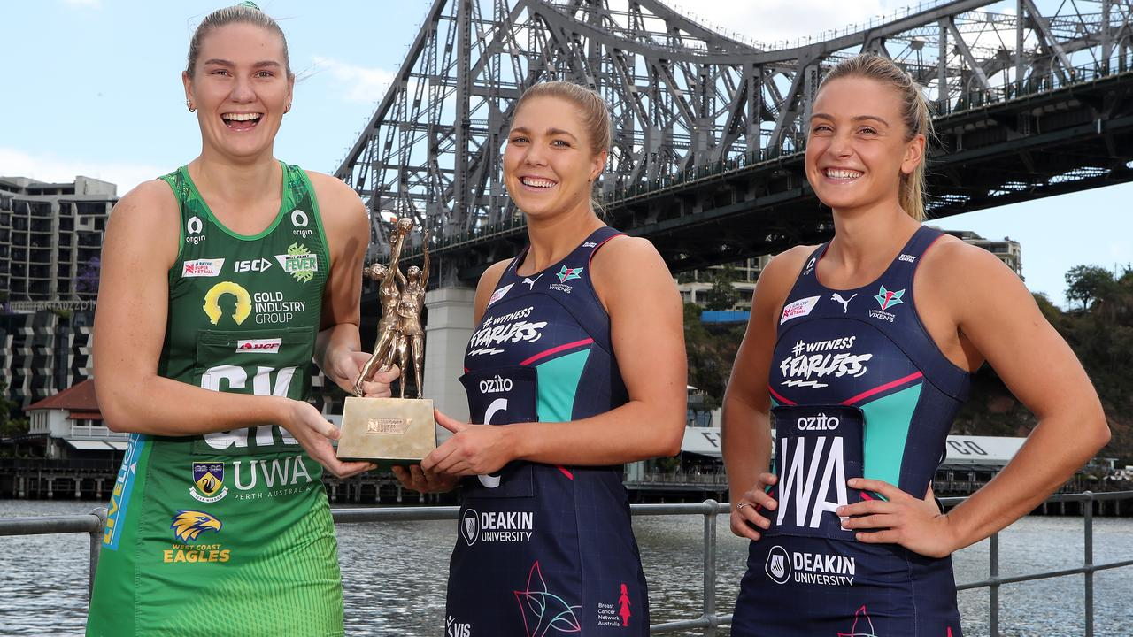 Fever and Vixens have emerged as the best two teams.