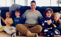 Mum with 2 sets of twins calls for free abdominoplasty