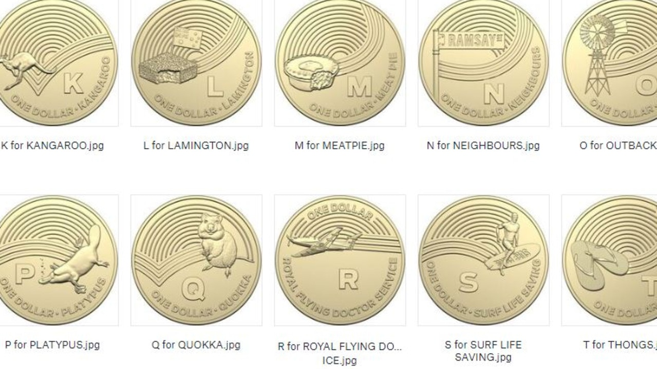 New iconic Australian coins collection
