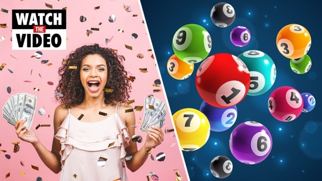 Australia's biggest lotto winners ever