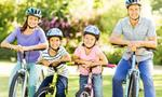9. BICYCLES FOR EVERYONE  <p>A family set of bicycles is a great way to get fit and spend quality time with your kids over the school holidays and throughout the year.</p>  <p>Make the gift even more fun by organising a family cycling adventure. </p>
