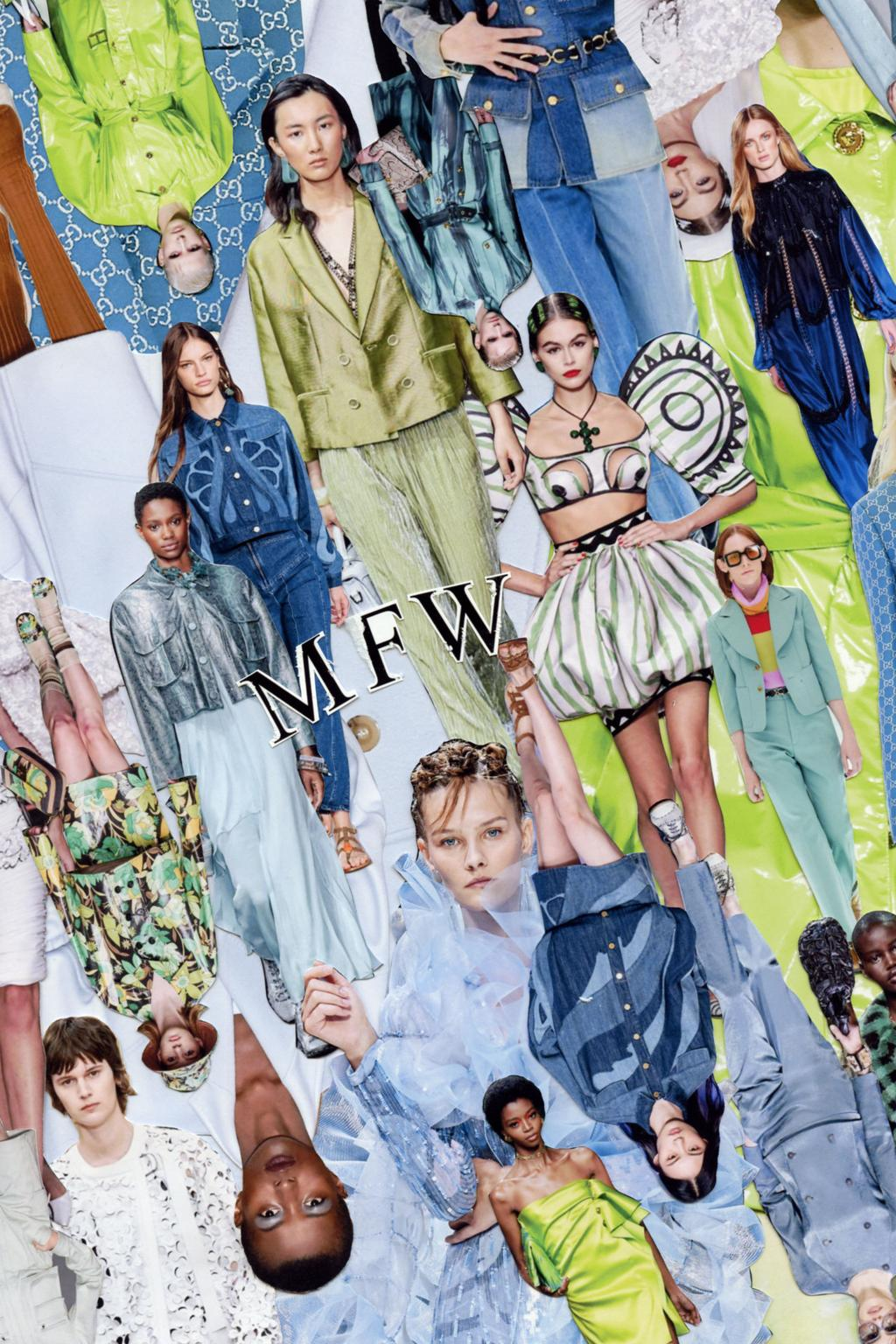 Spring Trends 2020.5 Fashion Trends From Milan Fashion Week Spring Summer 2020