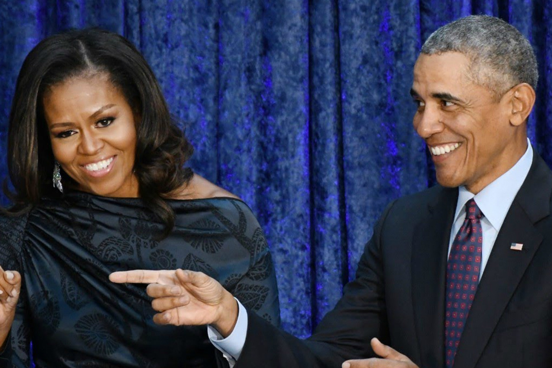 It's Official: The Obamas Are Likely Oscar Contenders Thanks