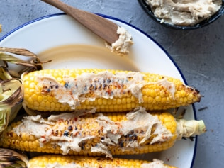 Similar to the street food found all over Mexico, this BBQ corn is creamy and a little bit spicy. Image: Supplied