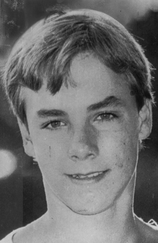Richard Kelvin, (above) abducted and murdered in 1983, was in love with a new girlfriend who he planned to marry at the time of his cruel death.