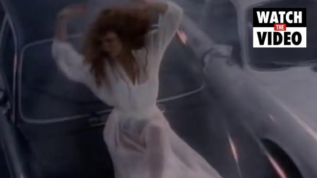 Tawny Kitaen stars in Whitesnake's 'Here I Go Again' music video