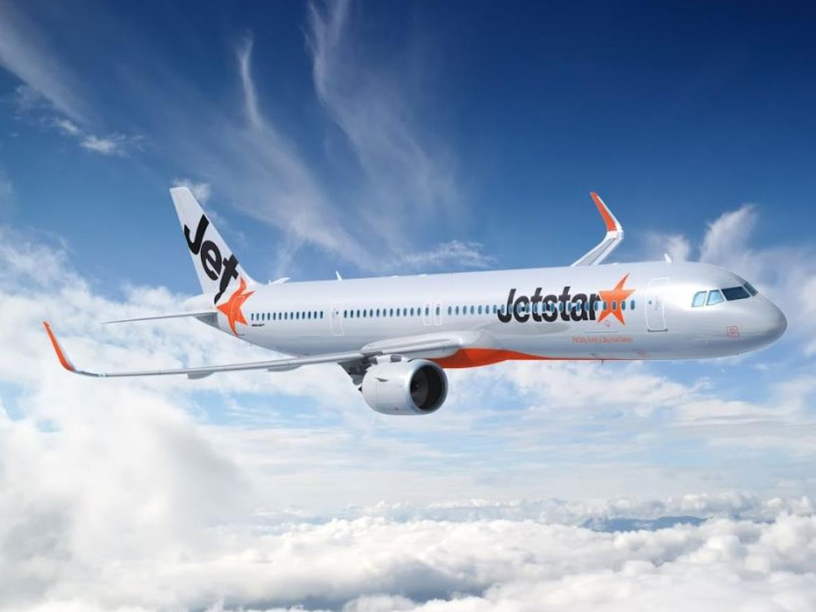 Jetstar's new Airbus A321neo planes are coming in August 2020. Picture: Jetstar