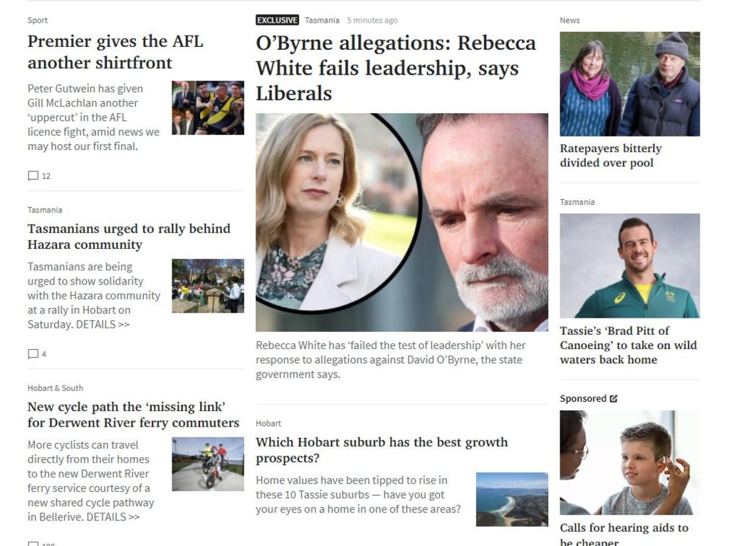 You'll still get the most up-to-date local news on offer, written by local journalists.