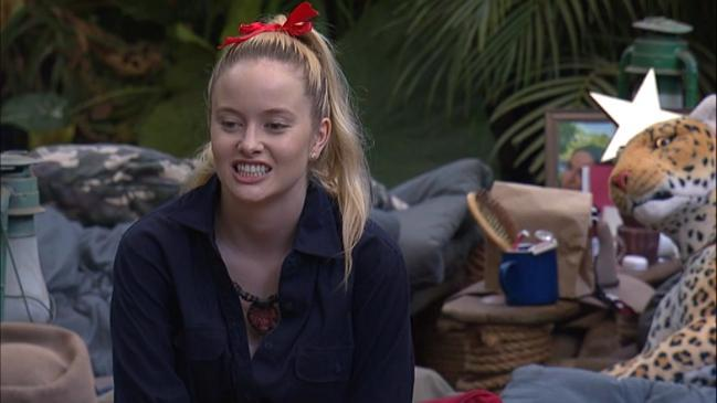 I'm A Celeb contestants weigh in
