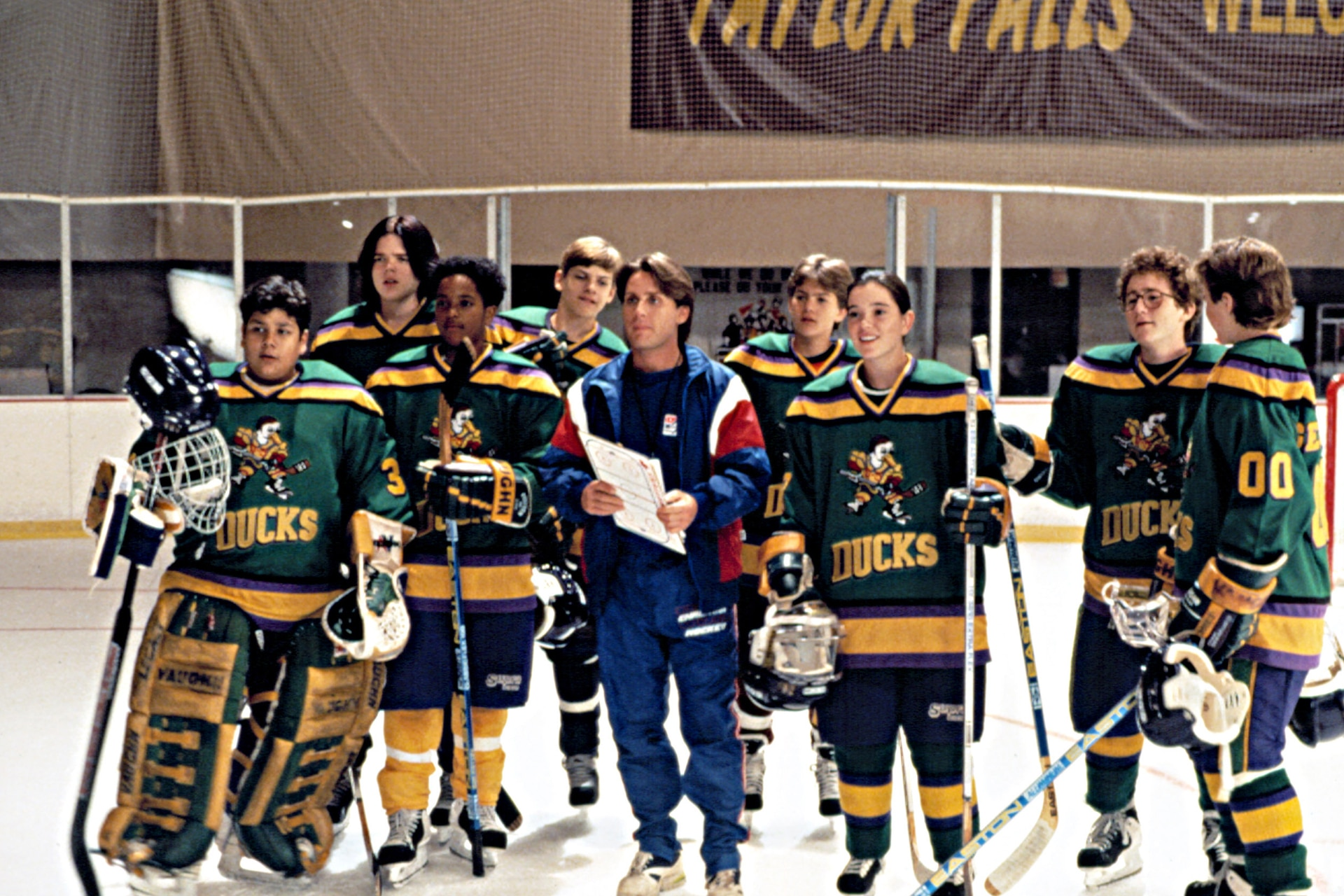 Disney+ Is Set To Cop A Mighty Ducks Reboot, And This Time, They're The Bad Guys