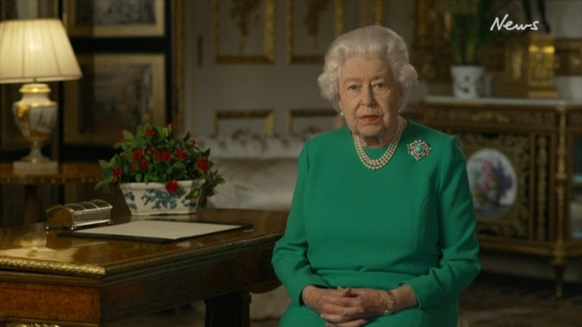 Queen's message to the UK amid coronavirus pandemic