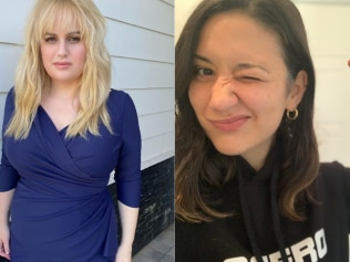 'I ate and worked out like Rebel Wilson for a week, and I'm never looking back'