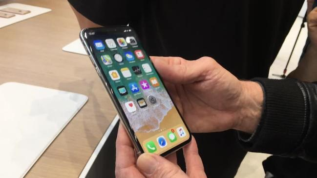 Inside look at the iPhone X features