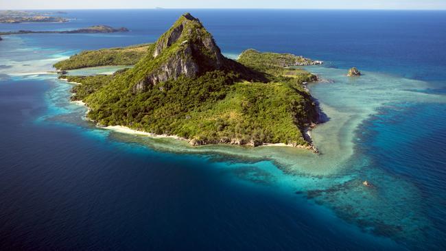 Paradise Island: Yasawa Sawa I Lau Island.