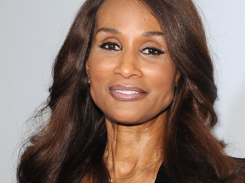 Model Beverly Johnson says the star drugged her cappuccino and tried to touch her during a mentoring session at his Manhattan home. Picture: Angela Weiss/Getty Images