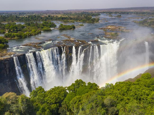 ZIMBABWE Off the radar for many years, Zimbabwe is back with a flourish and in recognition A&K has opened its 11th African office there. The country has some of the continent's most impressive national parks where its iconic species roam and a top-notch selection of small-scale luxury safari camps and lodges. It boasts one of the world's great rivers, breathtaking landscapes from acacia woodlands and riverine plains to primeval escarpments and granite-studded hills and it's home to the largest waterfall in the world, Victoria Falls.  SIX THRILLING THINGS TO DO AT VICTORIA FALLS