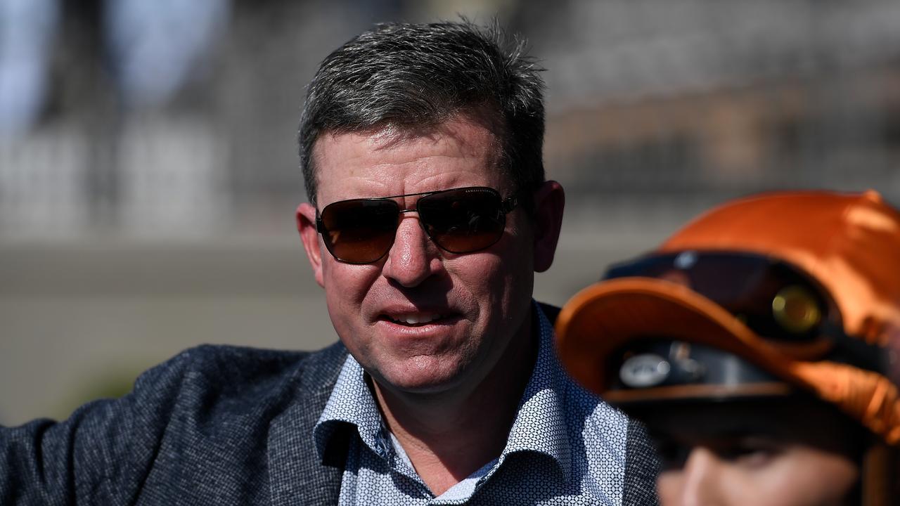 Trainer Stuart Kendrick has a few good chances at Sunshine Coast on Sunday.