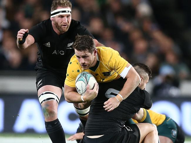 Bernard Foley insists the Wallabies will continue to play with an attacking mindset on the Spring Tour.