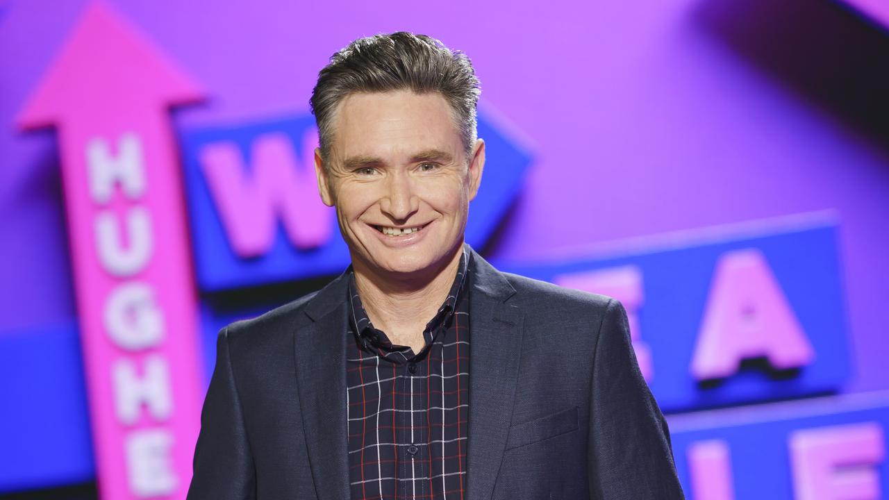 Dave Hughes hosts Hughesy, We Have A Problem on Channel 10.