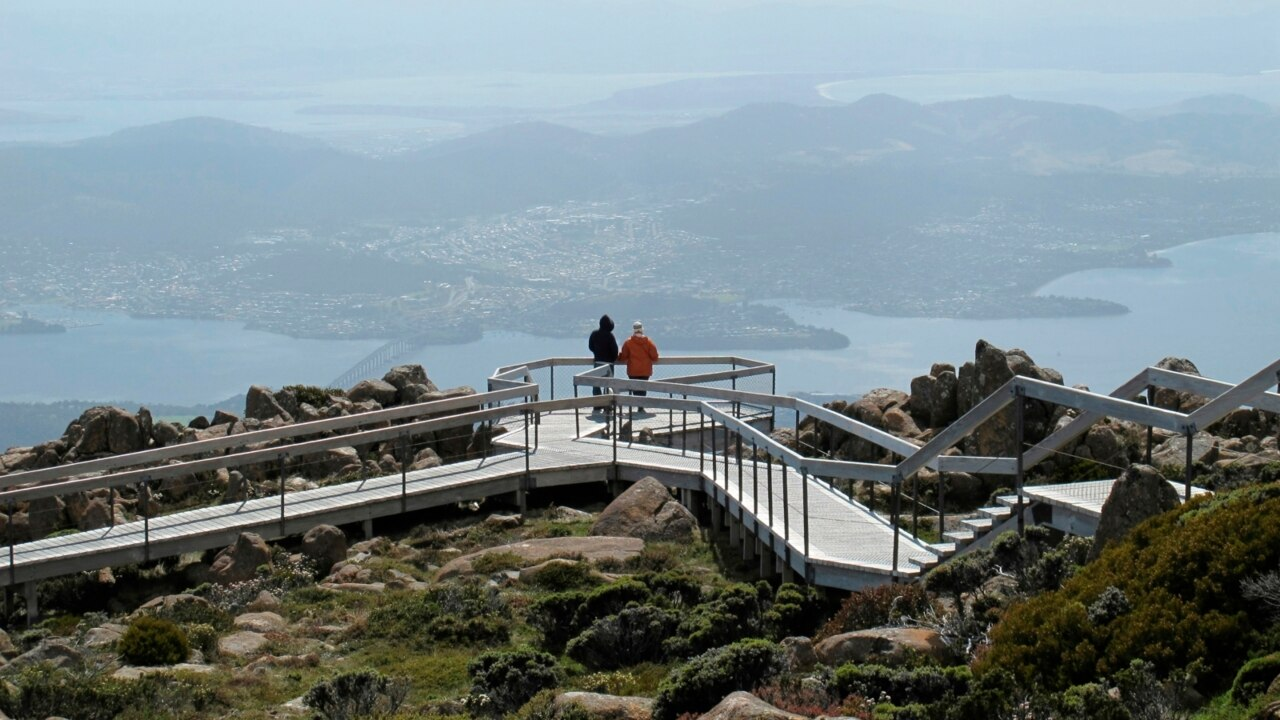 Mount Wellington could receive a cable car after more than 100 years