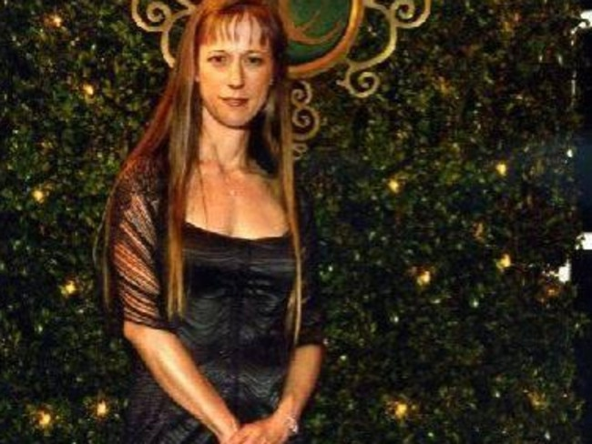 Shelly Miscavige in happier times. Picture: Supplied