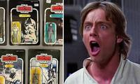 Retro $3.50 Star Wars toy set to fetch $459,000 at auction