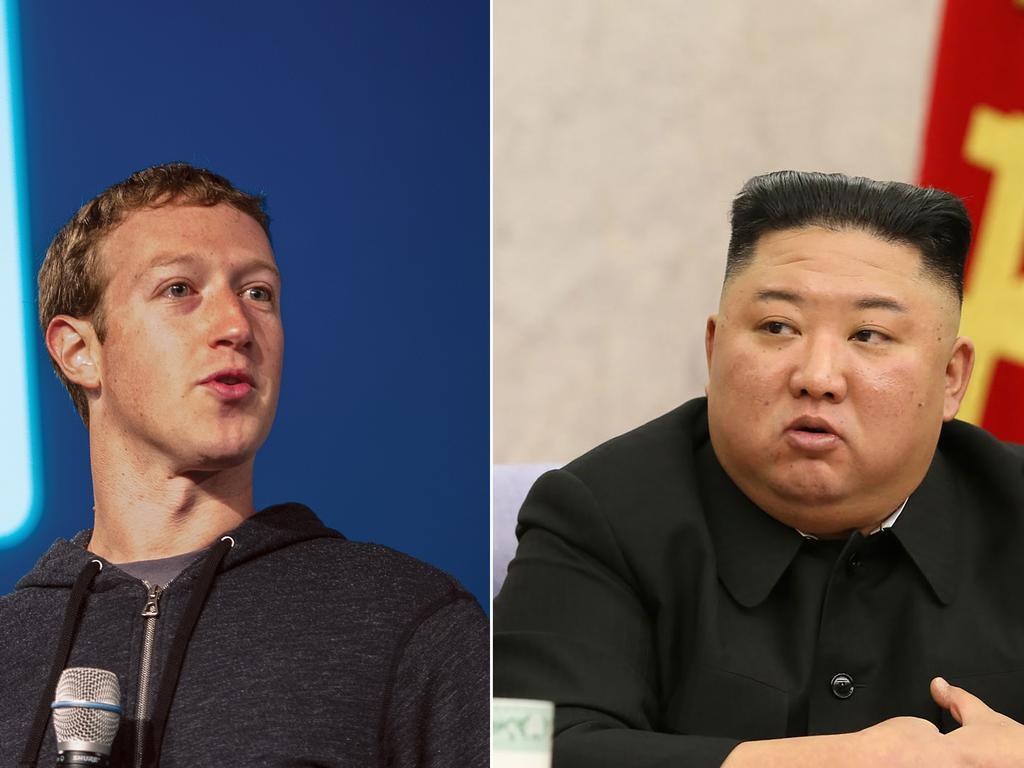 Mark McGowan likened Facebook to North Korea.